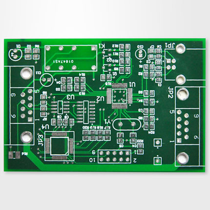 150x100mm 4 layer pcb pcb prototype pcb prototype the easy way4 layers pcb prototype